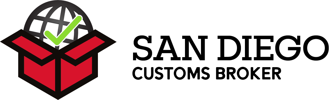 San Diego Customs Broker logo