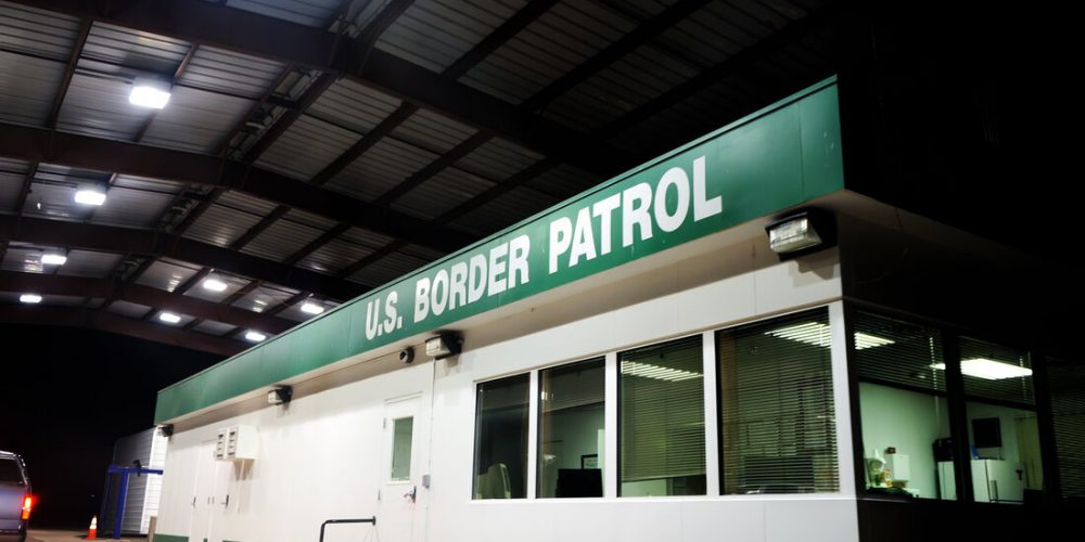 an image of the US Border Patrol Office